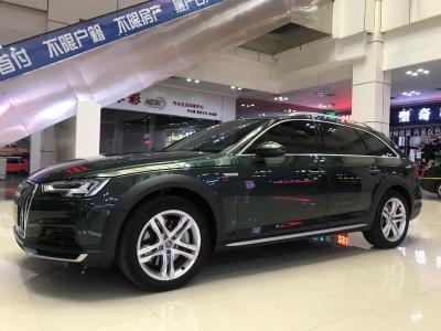 2017年8月 Audi 奥迪A4(进口) 45 TFSI allroad quattro 运动型图片