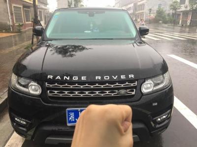 2017年10月 路虎 攬勝運動版(進口) 美規版 3.0T柴油型圖片