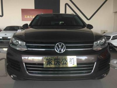 2011年6月 大眾 途銳(進口) 3.0TDI 柴油舒適型圖片