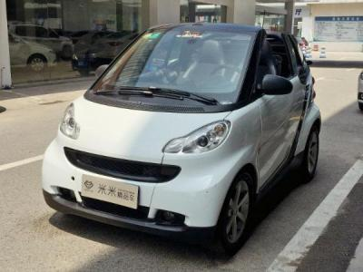 Smart Fortwo Coupe 1.0T BoConcept特别版图片
