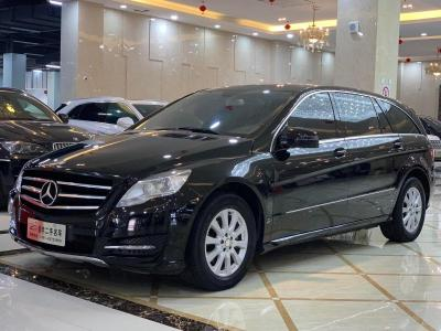 奔驰 奔驰R级  2017款 R 320 4MATIC 商务型臻藏版