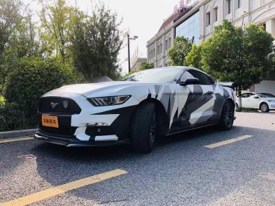 福特 Mustang  2016款 2.3T 运动版