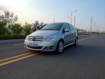 奔馳 奔馳B級  2009款 B 200 豪華型圖片