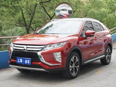 2019年3月 三菱 奕歌  1.5T CVT四驱真我版图片