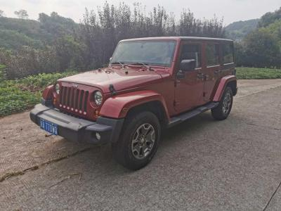 2012年12月 Jeep 牧马人(进口) 3.6L Sahara 四门版图片