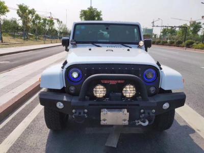 2015年8月 Jeep 牧马人(进口) 3.6L Rubicon 两门舒享版图片