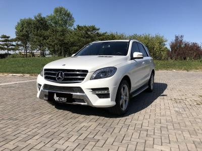2014年7月 奔馳 奔馳M級  ML 320 4MATIC圖片