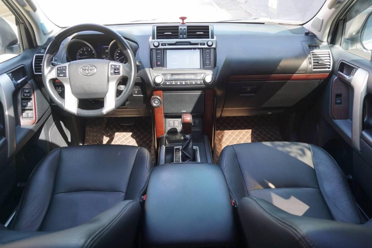 丰田 普拉多  2014款 4.0L 自动TX-L图片
