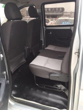 【丽水】2015年6月长安商用长安星卡1.2标准型s201手动灰色挡无法唯雅诺收音机杂音太大奔驰v商用