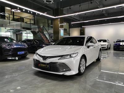 丰田 凯美瑞  2018款 2.0G 豪华版