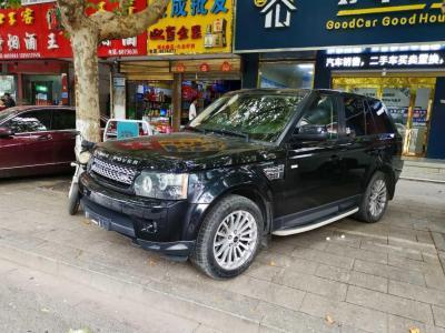 路虎 攬勝運動版  2012款 3.0 TDV6 HSE 柴油版圖片