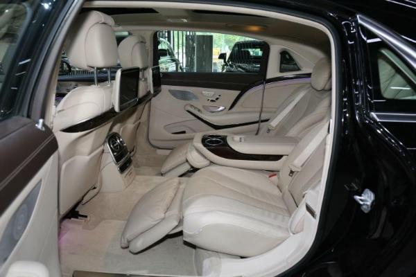 奔驰 迈巴赫S级  S400 4MATIC 3.0T 图片