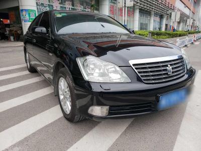 丰田 皇冠  2008款 2.5L 5周年纪念版
