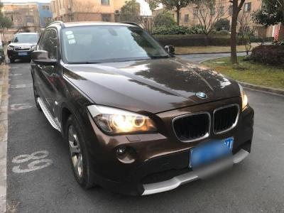 宝马 宝马X1  X1 sDrive18i 2.0 豪华型图片