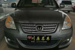 二手江铃驭胜2.4T 两驱豪华型7座柴油版