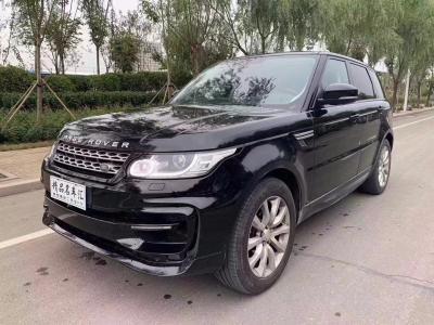路虎 揽胜运动版  2014款 美规版 3.0T柴油型