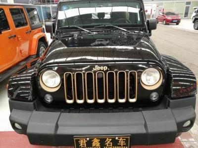 2014年9月 Jeep 牧马人(进口) 3.6L 龙腾典藏版图片