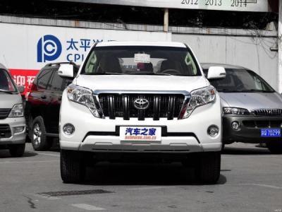 丰田 普拉多  2.7 标准版