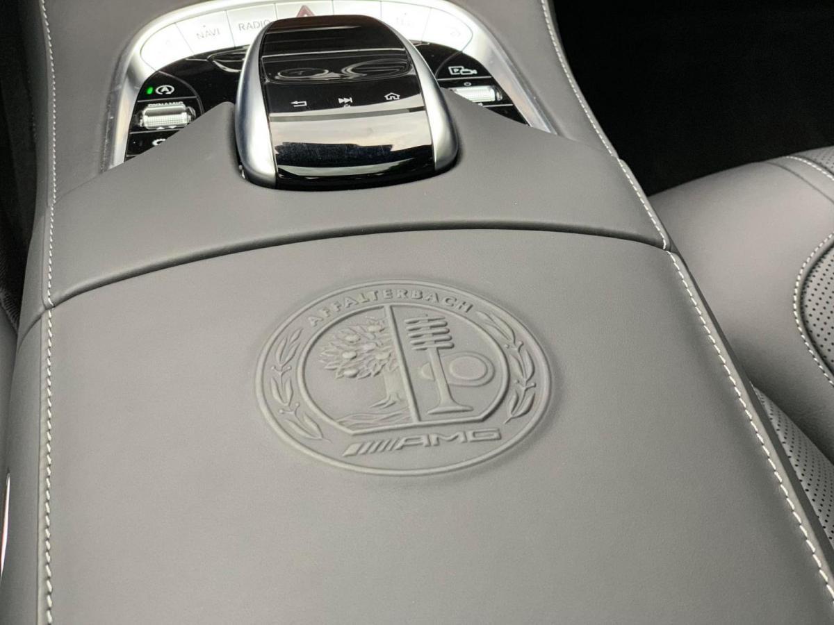 奔驰 奔驰S级AMG  2018款 AMG S 63 L 4MATIC+图片