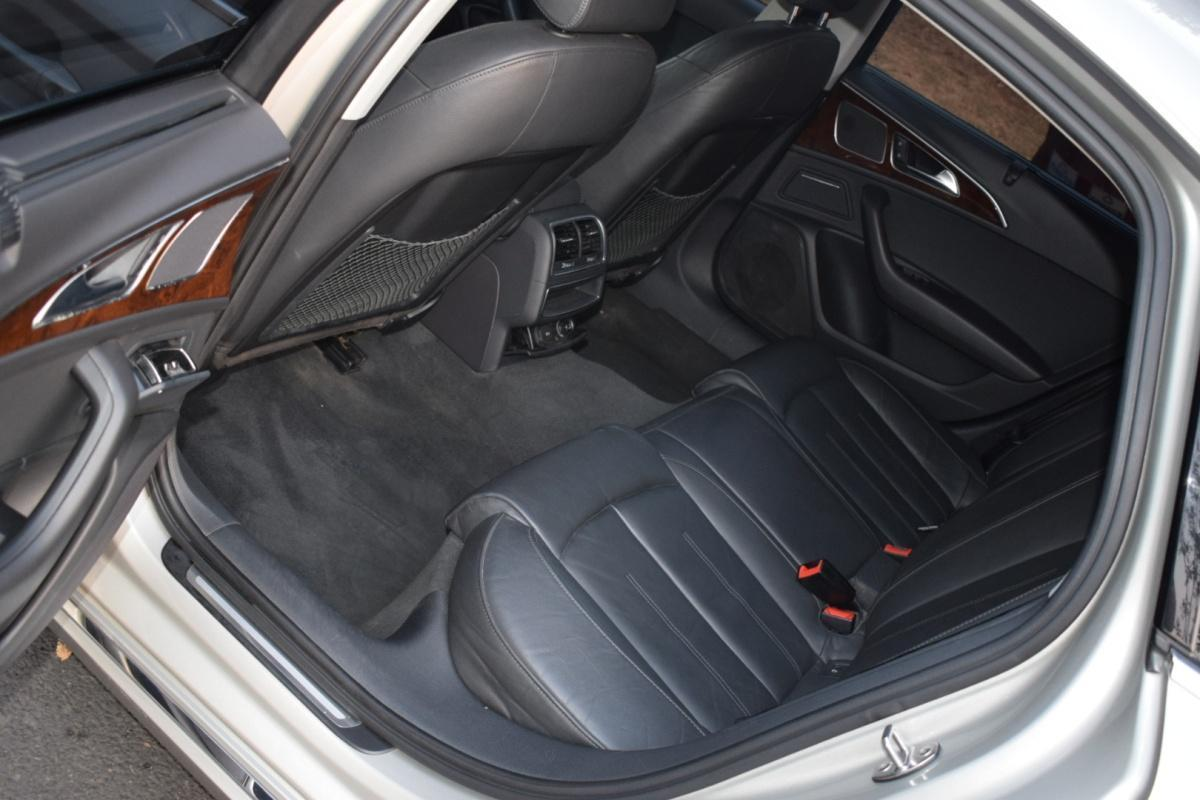 奥迪 奥迪A6L  2017款 TFSI 舒适型图片