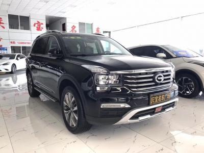 2018年6月 广汽传祺 GS8  320T 四驱豪华智联版图片