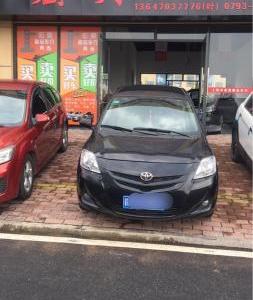 丰田 威驰  1.3L AT GL-i特别纪念版