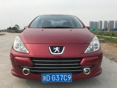 标致 307  2010款 三厢 1.6L 自动舒适版