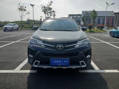 2014年5月 丰田 RAV4荣放 2.0L CVT四驱新锐版图片