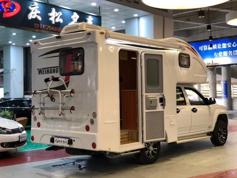 2018款 江铃房车 江铃考特斯 B型 旅局房车图片