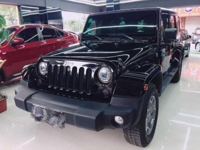 Jeep 牧馬人  2015款 3.0L Sahara 四門版