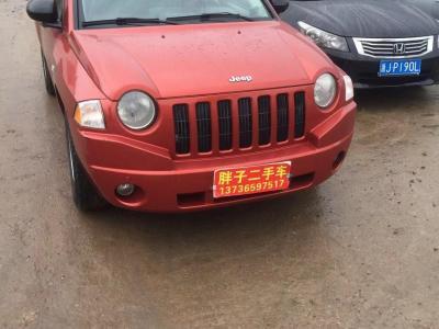 2009年3月 Jeep 指南者  2.4L 四驱限量版图片