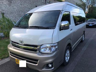 2014年2月 丰田海狮13座2.7全进口非营运 极品图片