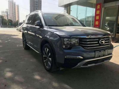 2017年12月 广汽传祺 GS8  320T 两驱豪华智联版图片
