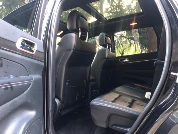 Jeep 大切诺基  2014款 3.0L 舒享导航版图片