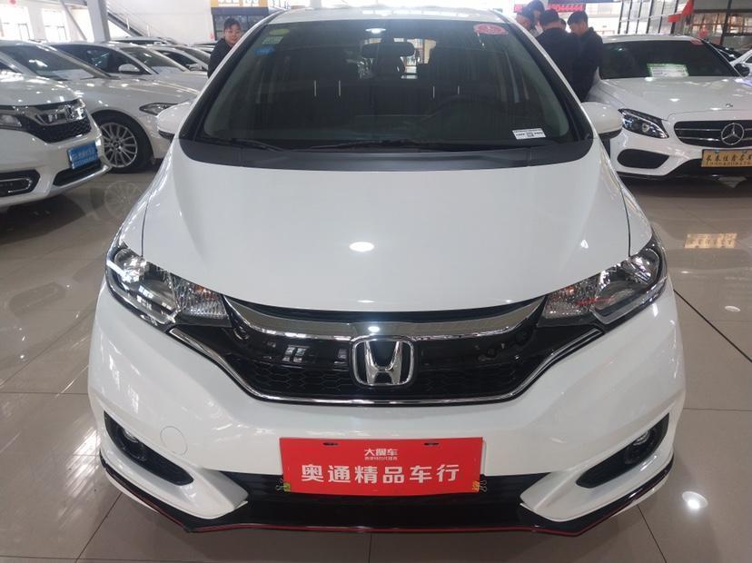 本田 飞度  2018款 1.5L CVT潮跑+版图片