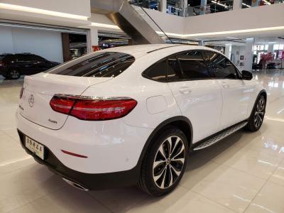奔驰 奔驰GLC  2017款 GLC 260 4MATIC 轿跑SUV