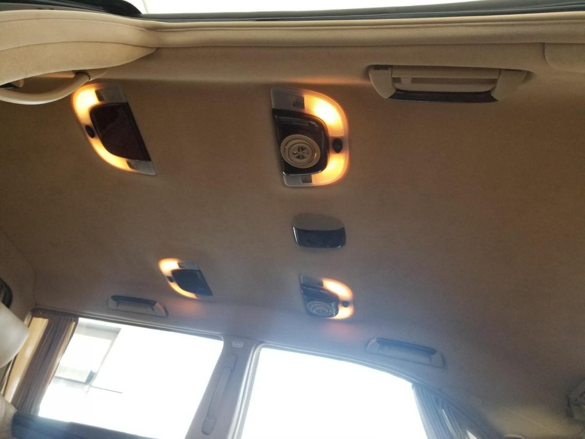 奔驰 奔驰S级 S60 普尔曼加长版V12图片
