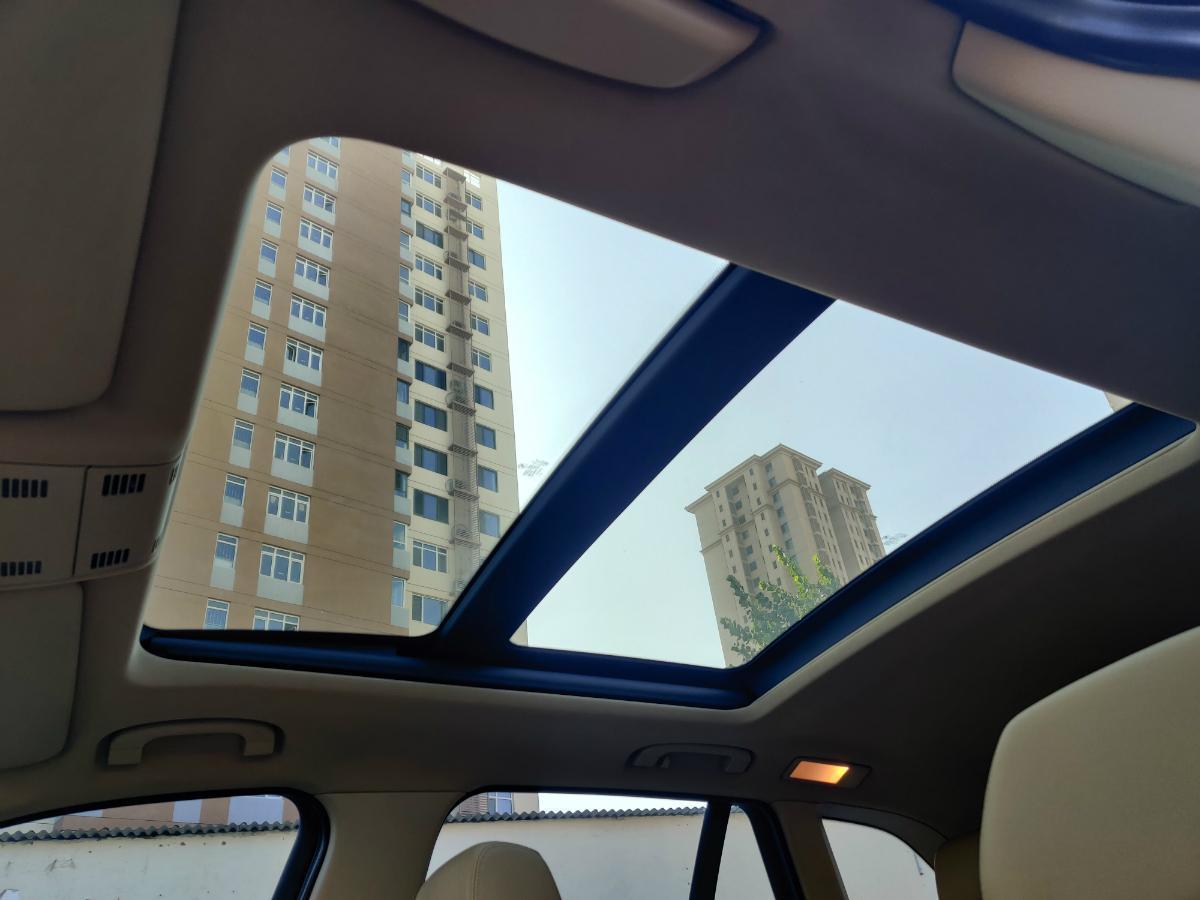宝马 宝马X1  2012款 sDrive18i 豪华型图片