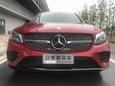 奔驰 GLC级  GLC260 Coupe 2.0T 4MATIC图片