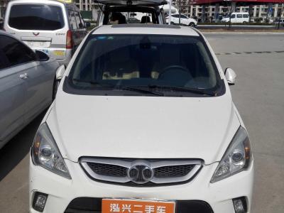 北京 北京汽車E系列  2013款 三廂 1.5L 手動樂天版