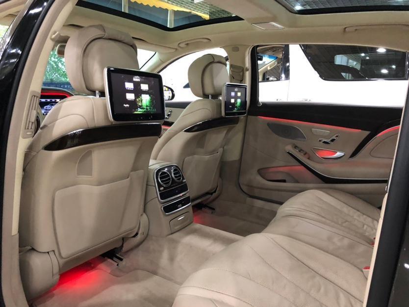 奔驰 迈巴赫S级  2016款 S 400 4MATIC图片