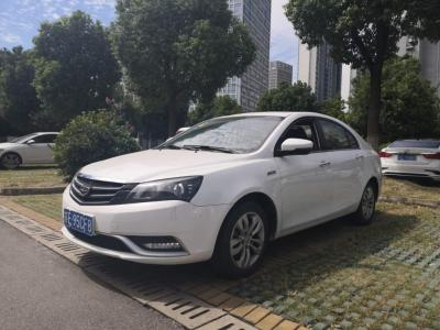 2016年6月 吉利 帝豪 三厢 1.5L CVT豪华型图片