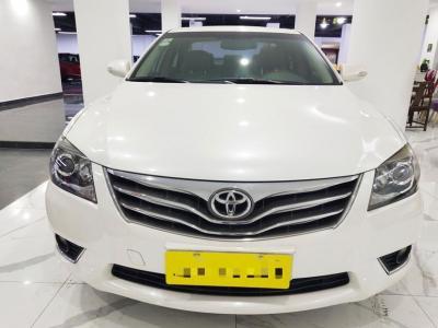 2014年9月 丰田 凯美瑞 200G 经典豪华版图片