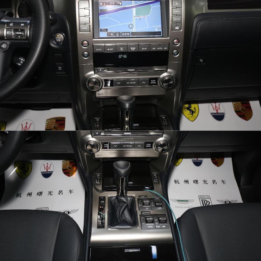 雷克萨斯 GX  2015款 400 豪华版图片