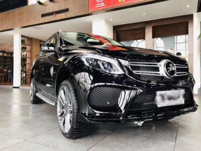 奔驰 奔驰GLE  2018款 GLE320 3.0T 4MATIC 豪华型臻藏版图片