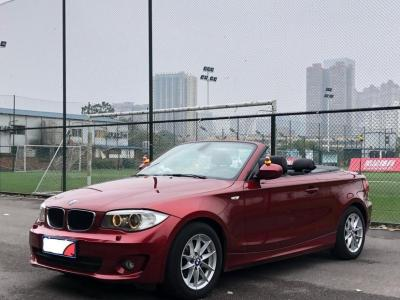 2012年2月 宝马 宝马1系(进口) 120i 敞篷轿跑车图片