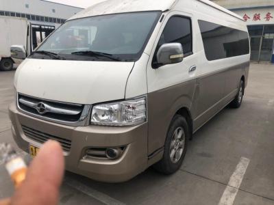 九龙 A6  2010款 2.7L豪华型JM495QF