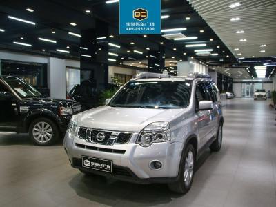 2012年11月 日产 奇骏 2.5L CVT豪华版 4WD图片