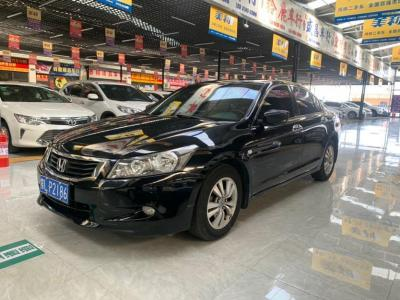 本田 雅阁  2010款 2.4L LX