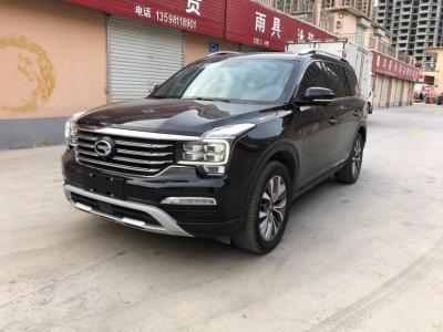 2017年6月 广汽传祺 GS8  320T 两驱豪华智联版图片